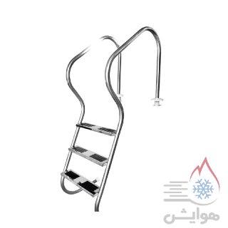 نردبان شیب دار آکوامارین