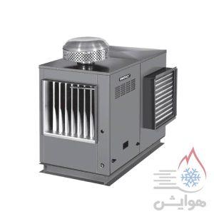 هیتر گازی کانالی انرژی مدل GH 0660