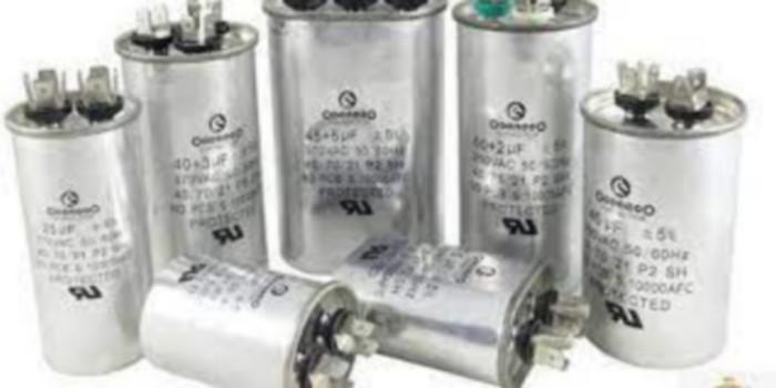 نقش خازن کولر گازی