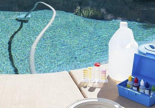 شرایط مطلوب آب استخر