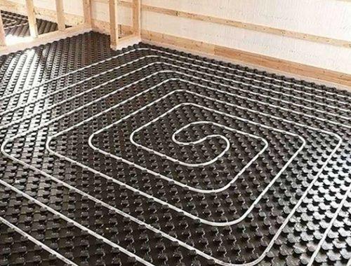 مزایای استفاده از سیستم گرمایش از کف